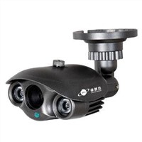 CCTV Camera with Waterproof and IR Array LED
