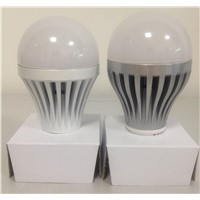 COB 7w LED bulb light G60, E27/ B22 base,600lm, AC85-265V input voltage