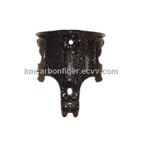 Carbon Fiber Bicycle Bottle Cage (KM007)