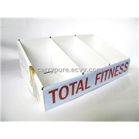 Cardboard PDQ for Advertising Display