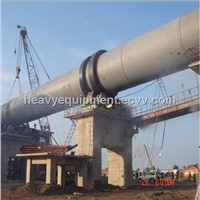 Cement Factory Kiln / Sand Rotary Dryer / Cement Rotary Kiln Manufacturers