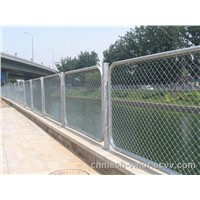 Chain Link Fence For Protecting