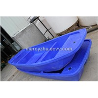 Cheap rotomolding LLDPE 3.2M Plastic fishing boat for discount