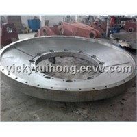 Coal mill grinding bowl