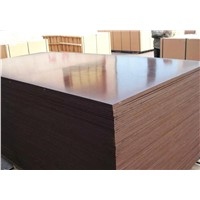 Commercial plywood film faced plywood