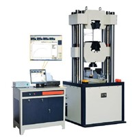 Computer Control Hydraulic Tensile Testing Machine/Compression Testing Machine