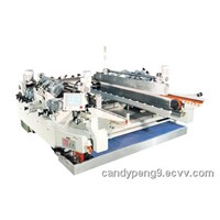 DTS-18 Glass Double Edging Machine (18 Spindles)