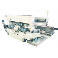 DTS-20 Glass Double Straight Line Edging Machine (20 Spindles)