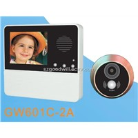 Digital Door Viewer(GW601C-2A)/Door Video/Door Peephole/Door Camera/Door Monitor