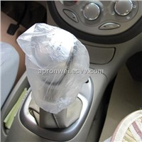Disposable Plastic Car Gear Shift Cover