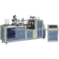 Double PE Coated Paper Bowl Machine