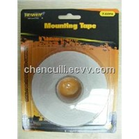 Double Sided PE/EVA Mounting Tape