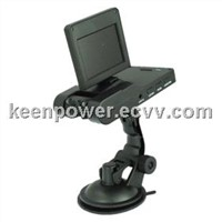 Dual Cameras Vehicle DVR Video Recorder CD7042