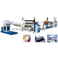 EPE Foamed Sheet/Film Plastic Machinery
