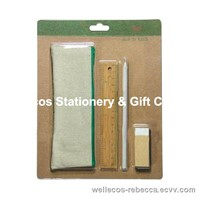 Eco-friendly Stationery Set(WESS303E)