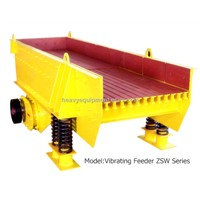 Efficiency Mininng Vibrating Feeder Series with Simple Structure
