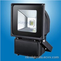 Energy Saving 70W 5000LM Bridgelux Chip High Power China Led Floodlight Fixtures