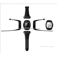 Entry level GSM watch phone for world-wide selling with MTK6250M