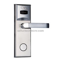 FOX Best Seller Hotel Card Lock Model with ANSI Standard Mortise FL-0107S