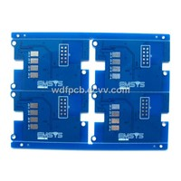 FR4 1.6mm Thickness Double-sided PCB for Electronic Products
