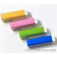 Factory Supply Lipstick Power Bank For Promotional Gifts
