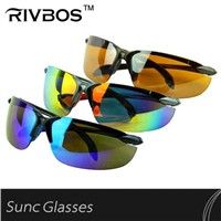Fashion Cycling sports glasses with EVA case