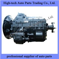 Fast Transmission Gearbox Assembly