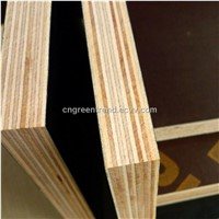 Film Faced Plywood, Poplar Core, WBP Melamine Glue