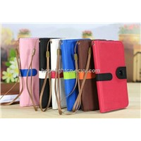 Flip Case with Cord for Samsung Galaxy S4 / i9500