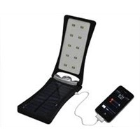 Foldable Solar Charger and Reading Light (LW-BSBC15L)