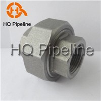 Forged pipe fitting - union