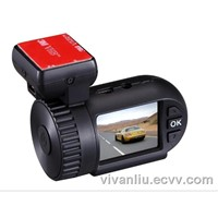 Full HD Car DVR Camera