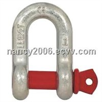 G210 Screw Pin Anchor Shackle