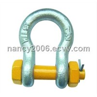 G2130 Bolt Anchor Shackle
