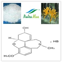 High quality  Galanthamine Hydrobromide 98%