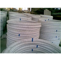 Galvanized steel wire for fishing net