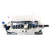 Glass Double Edger Machine (22 Spindles)