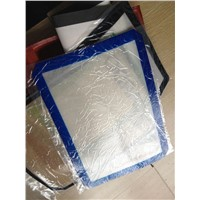Glass oven pad