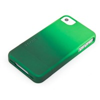Gradient color Two sub-section Case for iphone 5