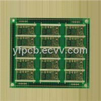 Hasl Glass Epoxy PCB Board