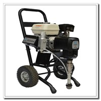HB250 Gasoline engine airless paint sprayer machine