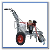HB750 road marking machine, gasoline airless paint sprayer machine