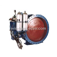 HD7x41X(H) Intelligent Accumulator-Type Hydraulic Control Butterfly Valve