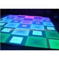 Hot 576pcs 15mm Thickness Disco LED Dance Floor, 28 Channel Dmx Dance Floor, LED Display