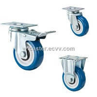 Hand cart caster,transfer facility caster,carts caster wheel