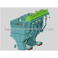 High Efficiency and Low Consumption Copper Jigger