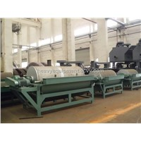 High Gradient Magnetic Separator for Hematite Iron