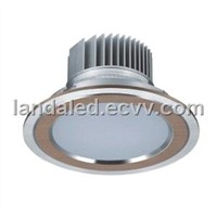 High Power 9W Round LED Residential Downlight