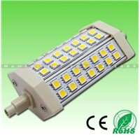 High Quality 5W 8W 10W 12W 15W SMD5050 dimmable LED r7s lamp working on AC85-265V