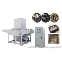 High Quality New Strong Plastic Single Shaft Shredder